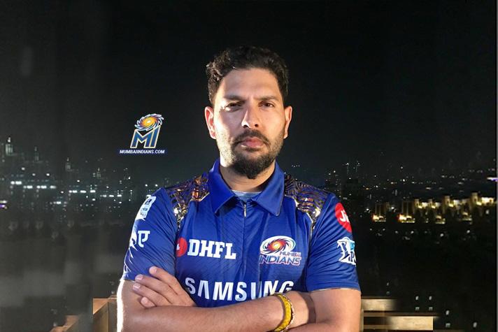 आईपीएल 2019: तीन बार की विजेता मुंबई इंडियंस ने नई किट लॉन्च की, देखें मुंबई की ये नई जर्सी 3