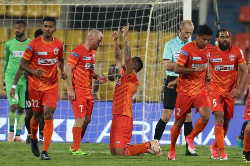 ISL-5: Pune and ATK issue points, both damage