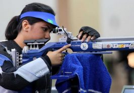 Shooting World Cup: Apurovi won gold medal with world record