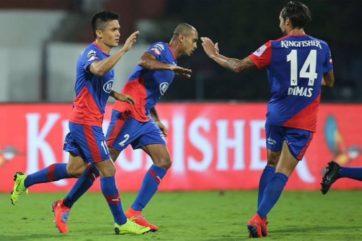 Is Bengaluru FC playing under the new strategy?
