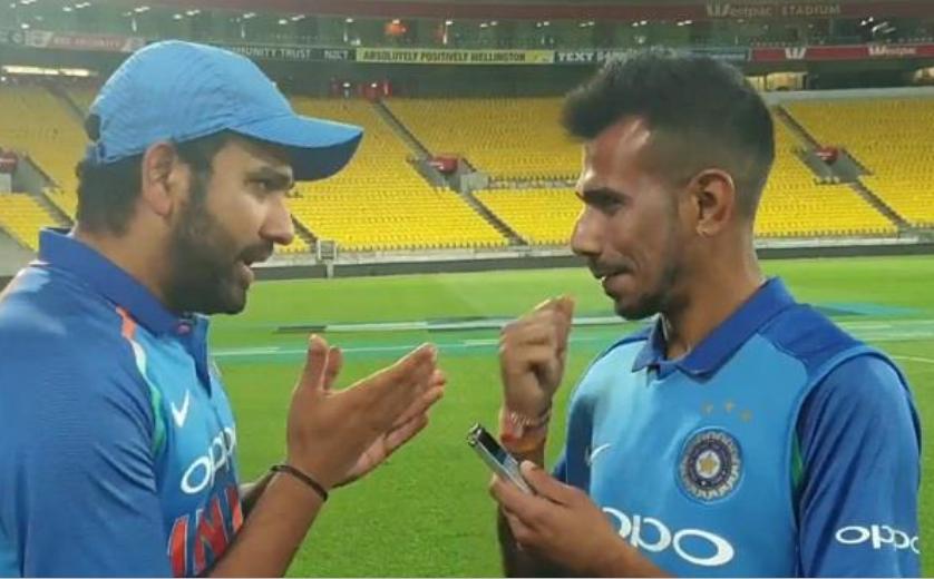 चहल टीवी पर रोहित ने कहा शुभमन गिल नहीं अब यह खिलाड़ी करेगा विराट की जगह नंबर 3 पर बल्लेबाजी 14
