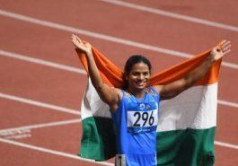 Dhanu, Dune win gold in Indian Grand Prix