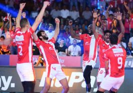 PVL: In the Chennai final by defeating Kochi, the title clash with Calicut Heroes
