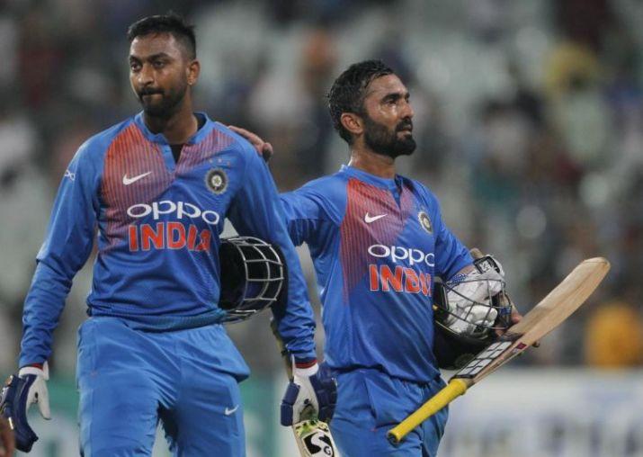 दिनेश कार्तिक का खुलासा, न्यूजीलैंड के खिलाफ तीसरे टी-20 में इस वजह से नहीं लिया था वो सिंगल रन 4