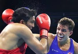 Boxing: India's 6 Boxer Finals in Makran Cup
