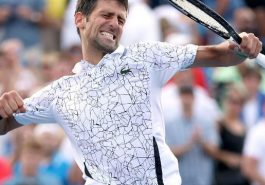 ATP ranking: Djokovic slips past first, Federer slips