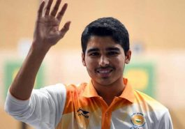 Never thought of world record: Shooter Saurabh