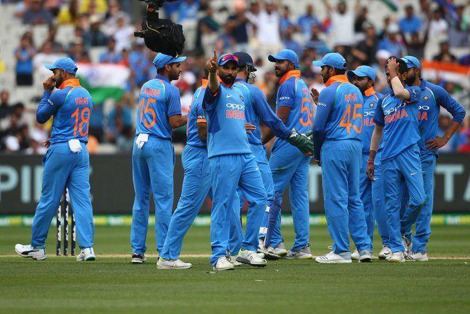 आईसीसी वनडे टीम रैंकिंग में हुआ बदलाव, देखें अब कहाँ पहुंची कौन सी टीम
