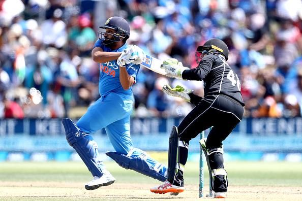 India vs Newzealand- ऑकलैंड में रोहित शर्मा ने हासिल की ये खास उपलब्धि, बने ऐसा करने वाले पहले भारतीय 1