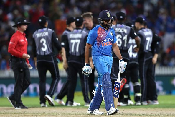India vs New zealand- 3rd T-20: अपनी कप्तानी में पहला सीरीज हारने के बाद रोहित शर्मा ने भावुक होकर कहा इस वजह से हारे सीरीज 3