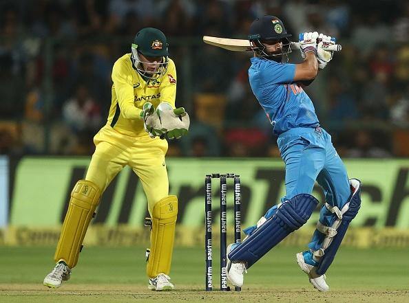 STATS : INDvsAUS : तीसरे वनडे में बन सकते हैं कुल 8 रिकॉर्ड, कोहली के पास द्रविड़ का विश्व रिकॉर्ड तोड़ने का मौका 2