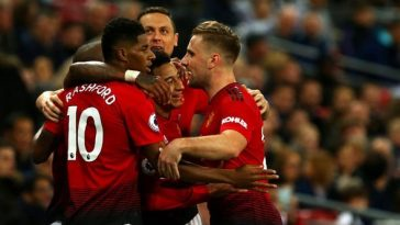 Premier League: United beat Fulham to enter top-4
