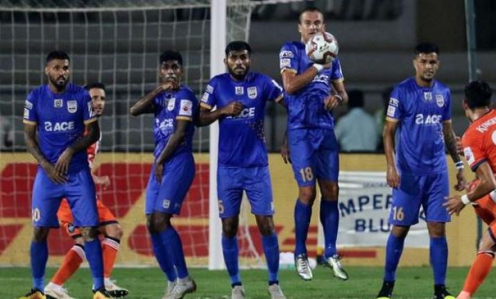 ISL-5: North East to fight Mumbai with hopes of playoff