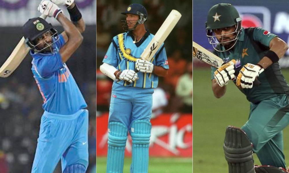हार्दिक पांड्या ने खेले हैं अब तक 45 वनडे मैच, जाने 45 मैच बाद युवराज, हार्दिक और बाबर आजम में कौन है बेस्ट