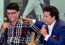 Sachin wants two points, I want a World Cup: Ganguly