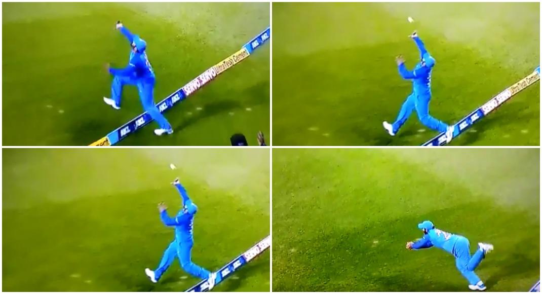 वीडियो: 14.6 ओवर में दिनेश कार्तिक का कैच देखकर पूरी दुनिया रह गई हैरान