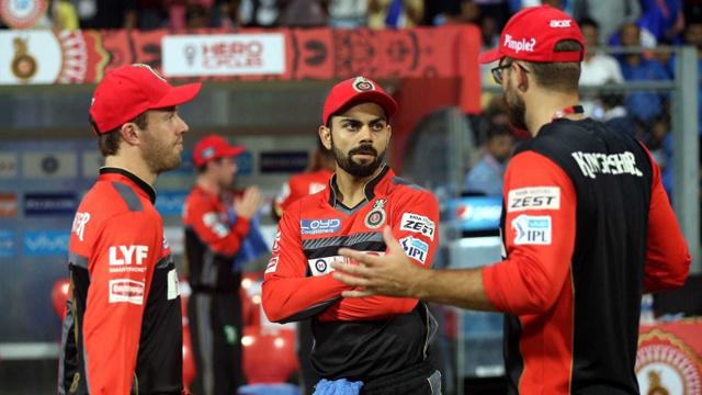 आईपीएल के आगामी सीजन के लिए आरसीबी का शिविर शुरू 8