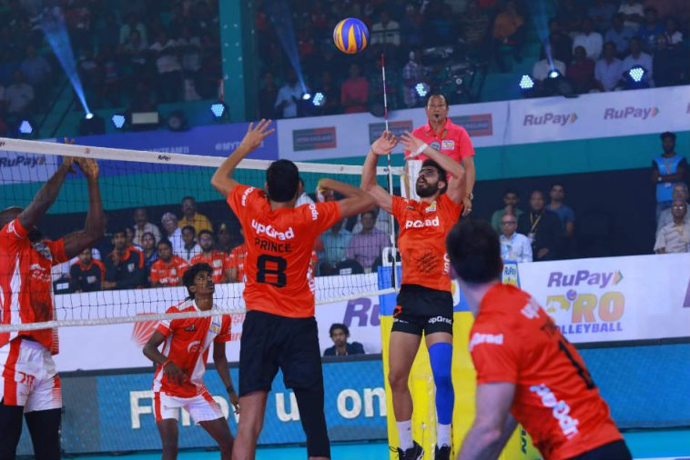 PVL: Calicut Heroes want to win consecutive wins