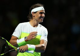 The joy of success in tennis is to be happy: Nadal