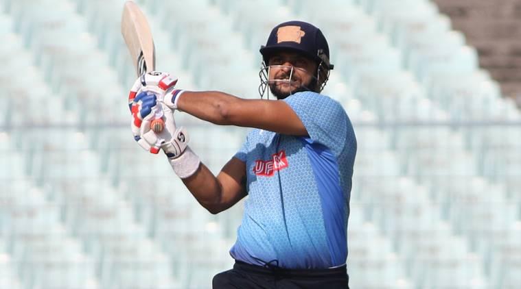 टी-20 क्रिकेट में 300 छक्के लगाने वाले दूसरे भारतीय बल्लेबाज बने सुरेश रैना 13