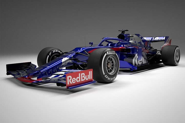 Formula 1: Toro Rosso launches new car, brings new driver too