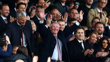 Ferguson's return to Manchester United!