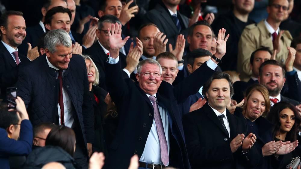 Ferguson's return to Manchester United!