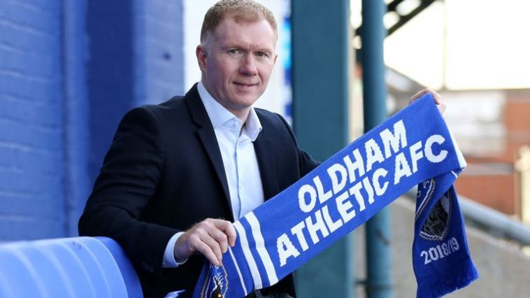 Oldham Atletic's Chief Coach Appointed Skoles