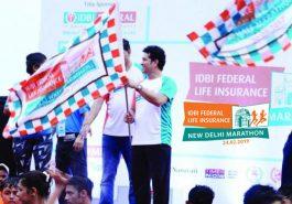 More than 18,000 runners will participate in IDBI New Delhi Marathon