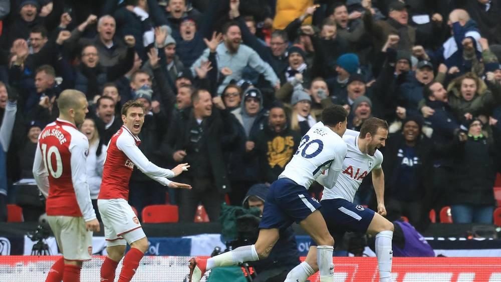Premier League: Tottenham wins gold by goal