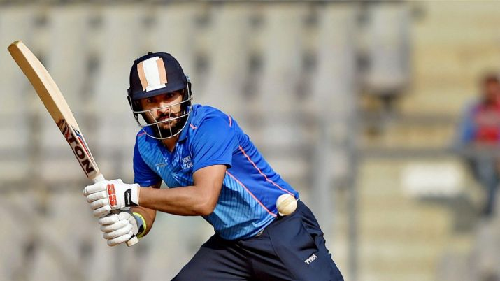 पंजाब के लिए युवराज सिंह का फ्लॉप शो, सिर्फ 6 रन बनाकर हुए आउट 18