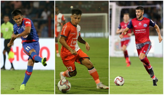 ISL-5: 10 players with Northeast prevented blasts