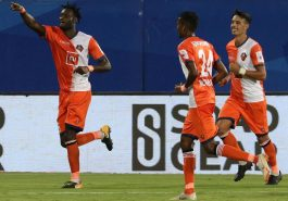 ISL-5: In the second phase of Goa's home in Mumbai