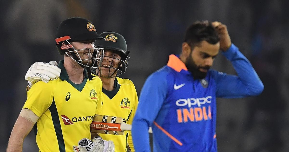 चौथे वनडे में भारत की हार के बाद राजस्थान रायल्स इस वजह से मना रहा है जश्न 7