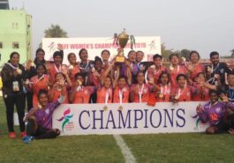Women's soccer: India won the Saif Cup for the fifth time