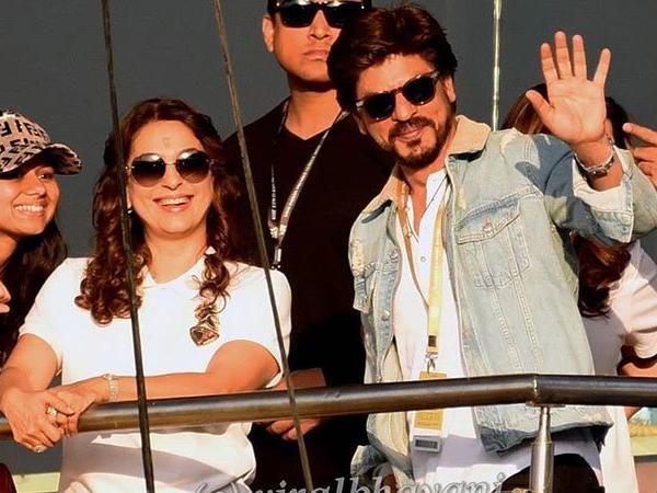 कोलकाता नाईट राइडर्स के मालिक और बॉलीवुड अभिनेता शाहरुख़ खान को आ रही है आईपीएल की याद 1