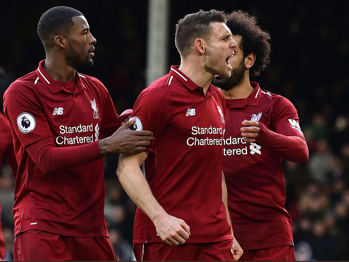 Premier League: Liverpool reached the top by defeating Fulham