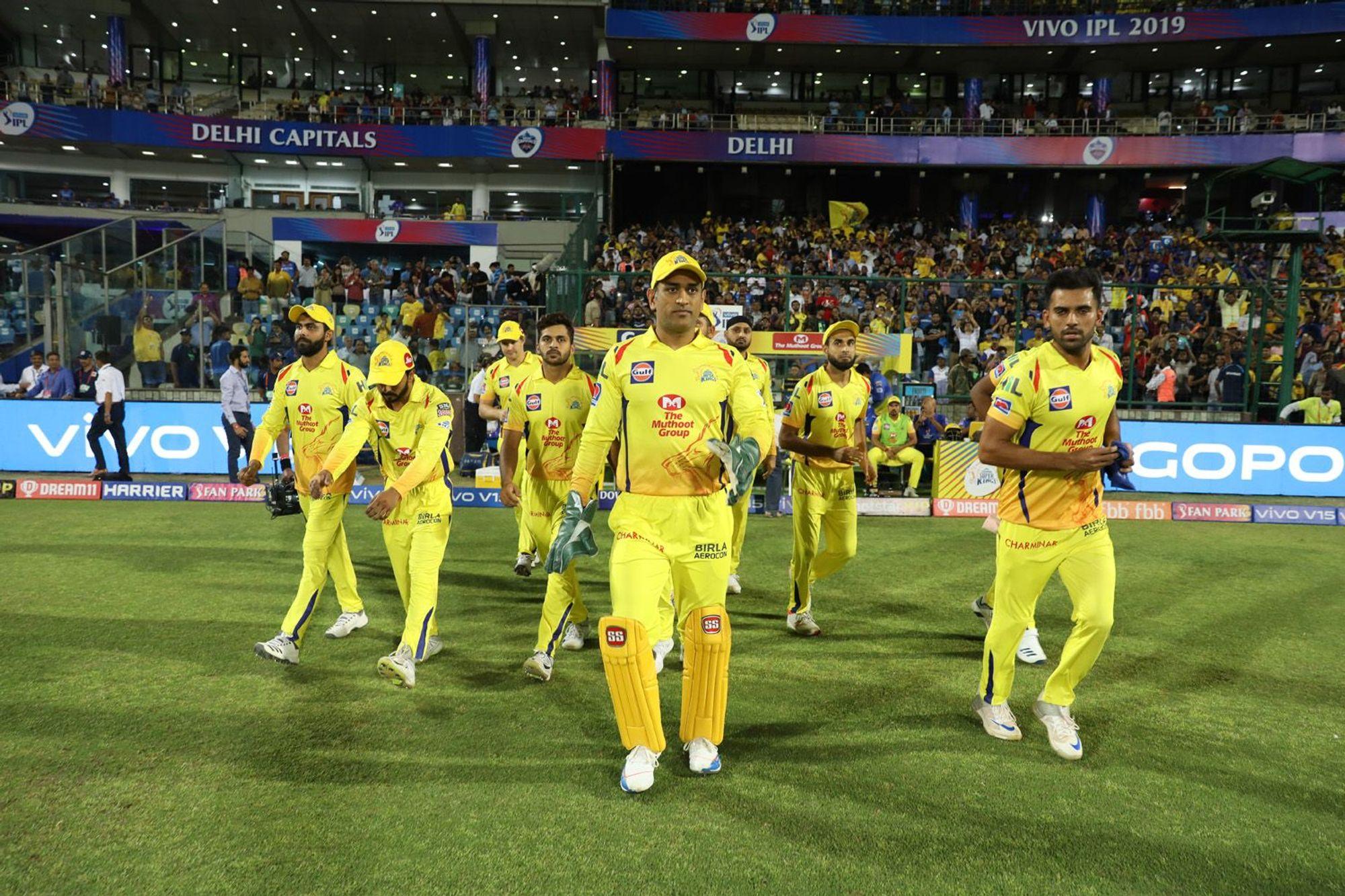 CSKvsRR: राजस्थान के खिलाफ इन 11 खिलाड़ियों के साथ उतर सकती है चेन्नई सुपर किंग्स, बड़ा बदलाव संभव