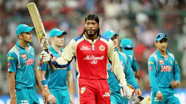 आईपीएल इतिहास के 5 सबसे तेज शतक, 6 सालो से टॉप पर है यह दिग्गज खिलाड़ी 15