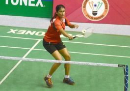 Badminton: Sai excitement out in the first round of China Masters