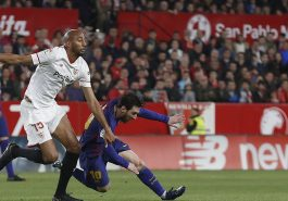 Spanish League: Messi scored 26th goal, Barcelona's strong position