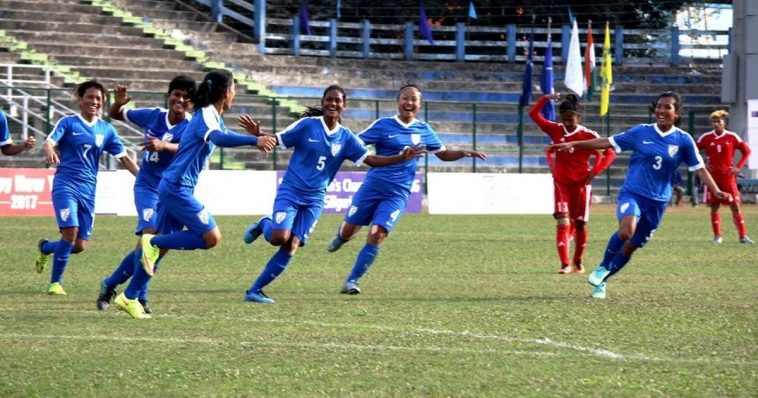 Women's Soccer: In the India Saif Cup Final, the title match will be held from Nepal