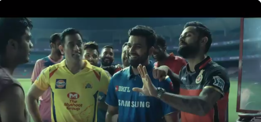 IPL 2019- इंडियन प्रीमियर लीग के इस सीजन का ट्रेलर लॉन्च, थीम नेम है 'गेम बनाएगा नेम' 7