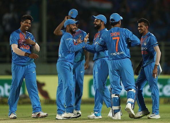 टी-20 रैंकिंग: आईसीसी ने घोषित की नई टीम रैंकिंग, खतरे में टीम इंडिया का स्थान 12