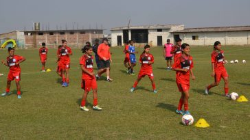 Women's soccer: India will play against Bangladesh in Saif Cup semi-finals