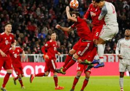 Champions League: Liverpool reached quarter-finals by defeating Bayern