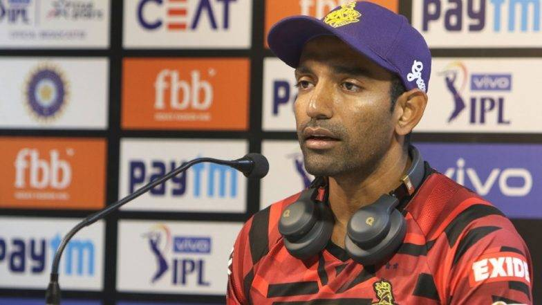 Russell must have the freedom to play freely: Uthappa