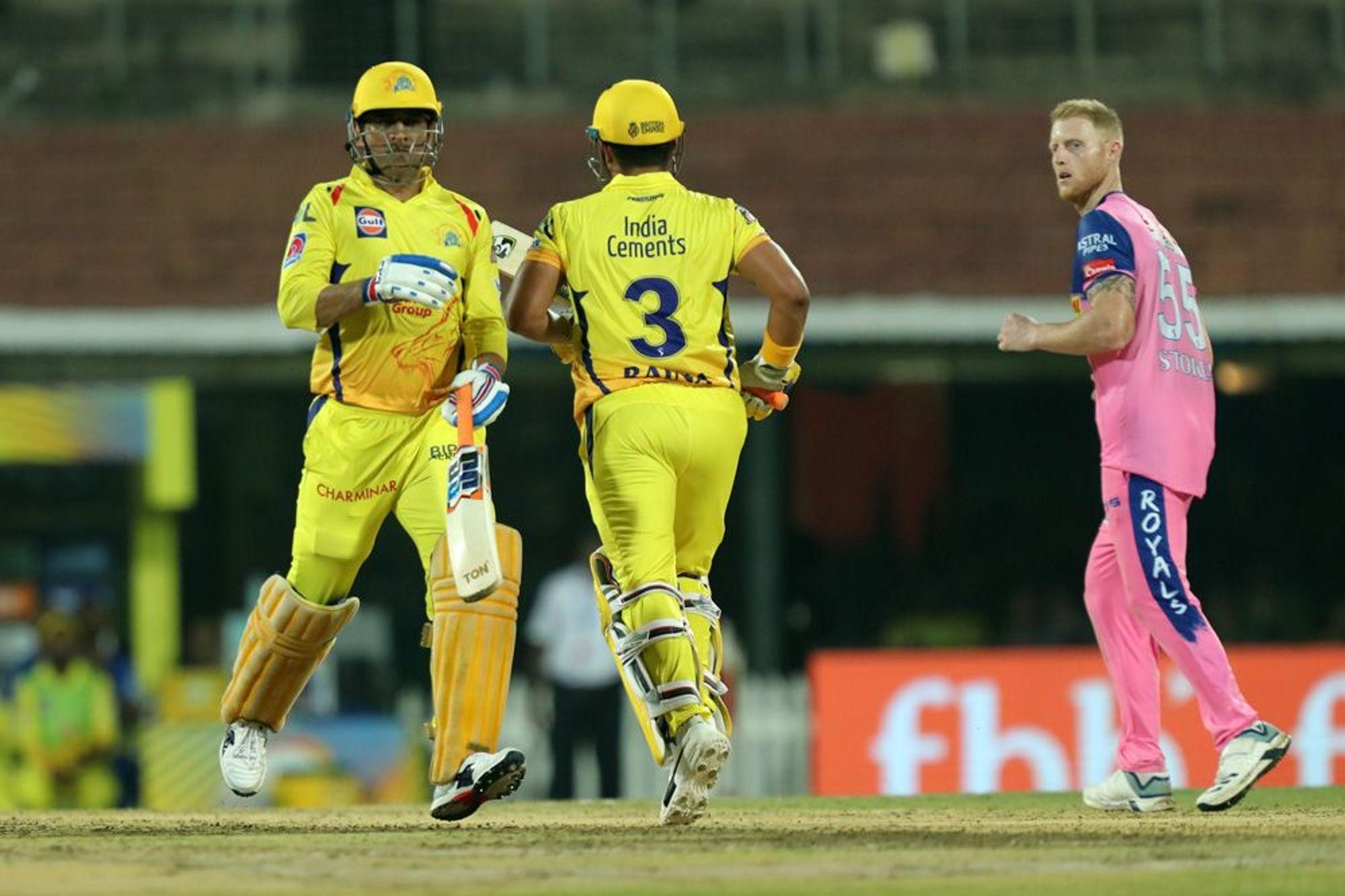 CSKvsRR : धोनी की तूफानी पारी से 8 रन के अंतर से जीता चेन्नई सुपर किंग्स, रहाणे की यह गलती टीम को पड़ी भारी 1