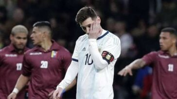 Messi will not play against Morocco due to injury