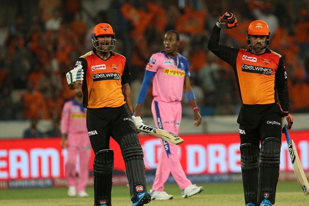 IPL 2019- पॉइंट टेबल में फिर हुआ बड़ा उल्टफेर, प्लेऑफ में ये 4 टीम कर सकती हैं क्वालीफाई 1